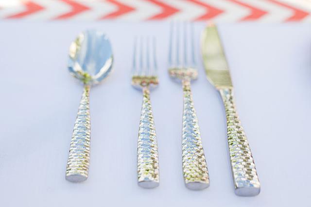 Lucca Silver, Salad / Dessert Fork